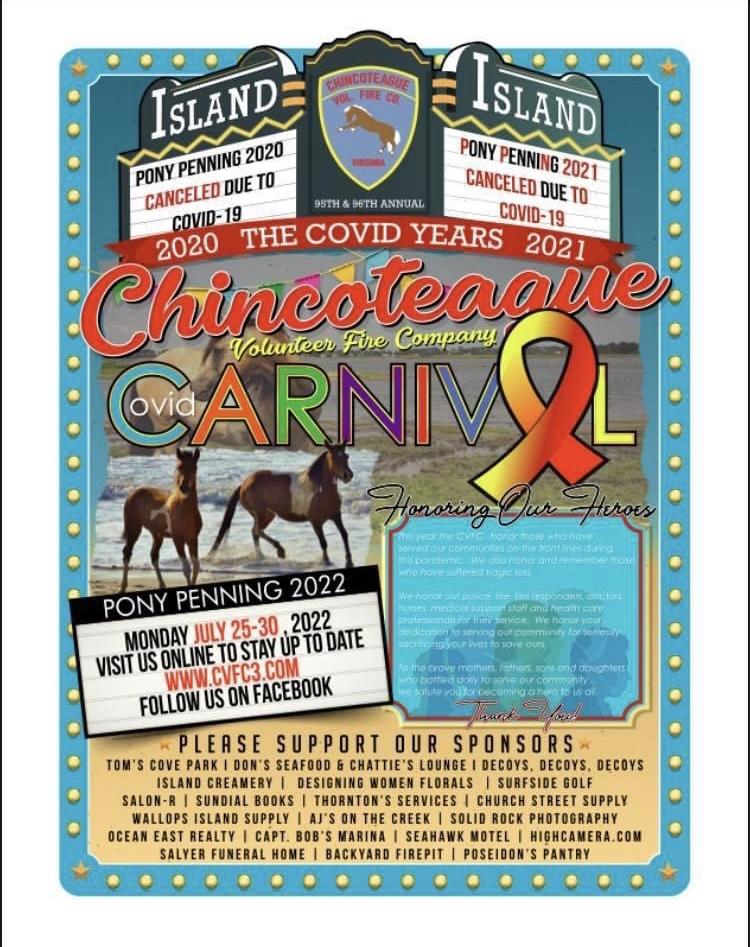 2020/2021 Carnival Poster