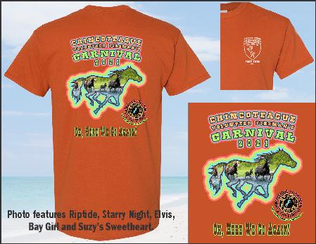 2021 Carnival T-shirt