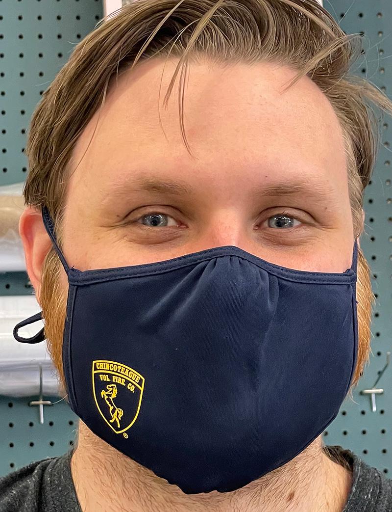 Navy CVFC Mask